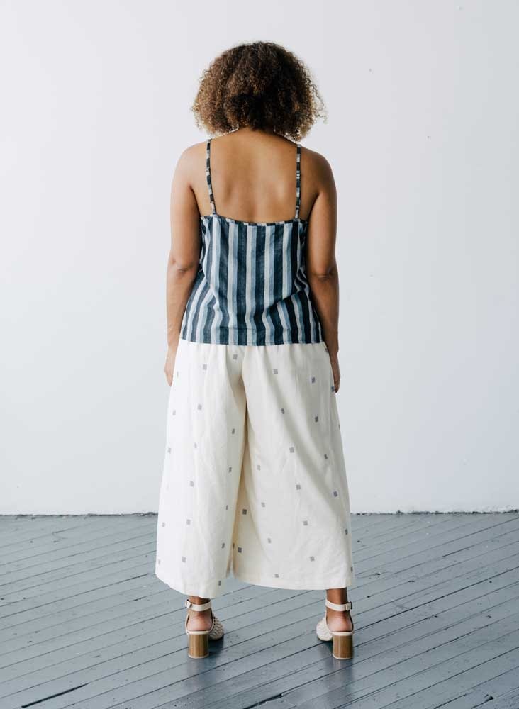 Sun Cami, Bourge stripes