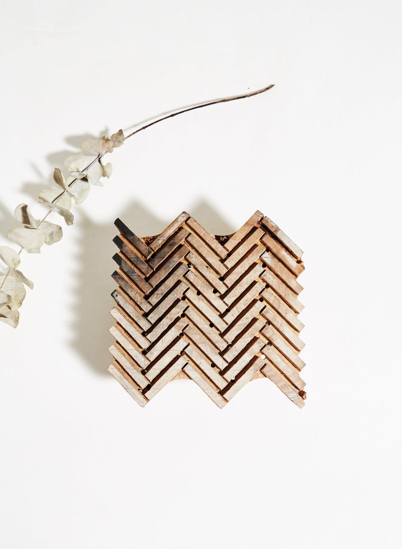 Printing Block: Chevron