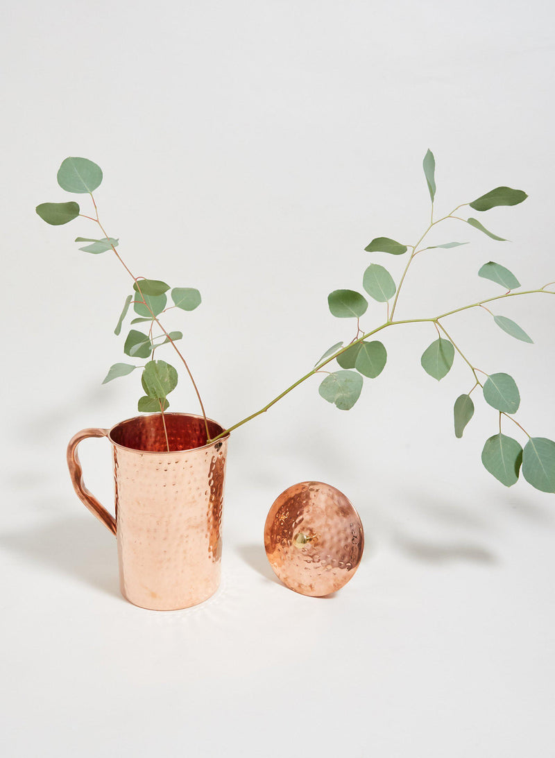 Market Finds: Copper Pitcher