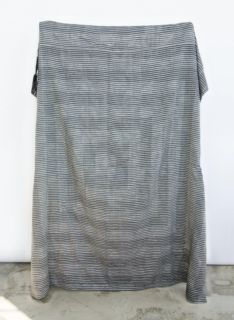 Gudri Quilt, night + stripes