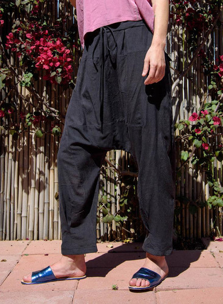 Jaipur Pant, coal black
