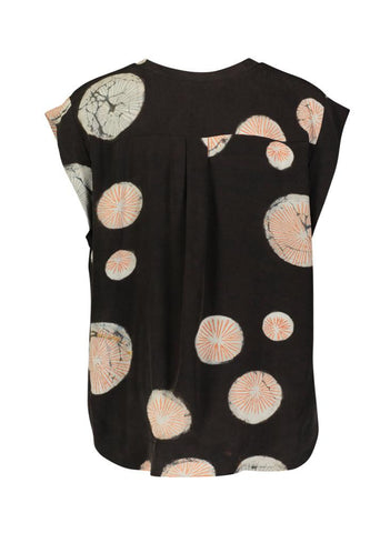Kerry Top, night bursts print