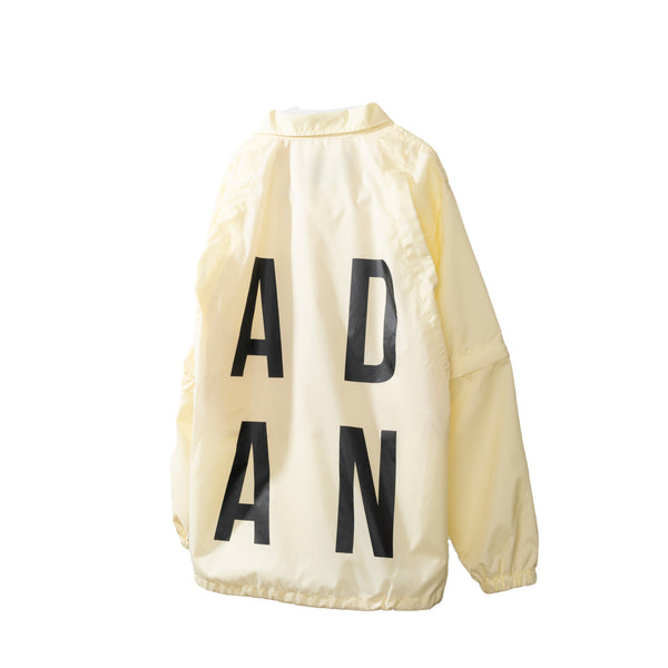 A.D.A.N / STAFF JACKET / YELLOW