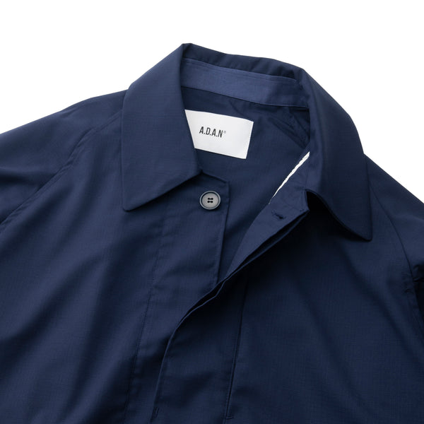 A.D.A.N / WORK COAT / NAVY