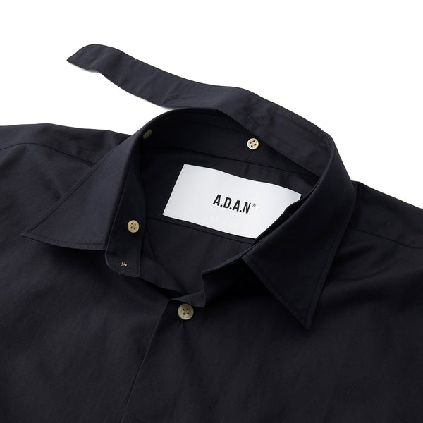 A.D.A.N / NTS SHIRT RELAX FIT / NAVY