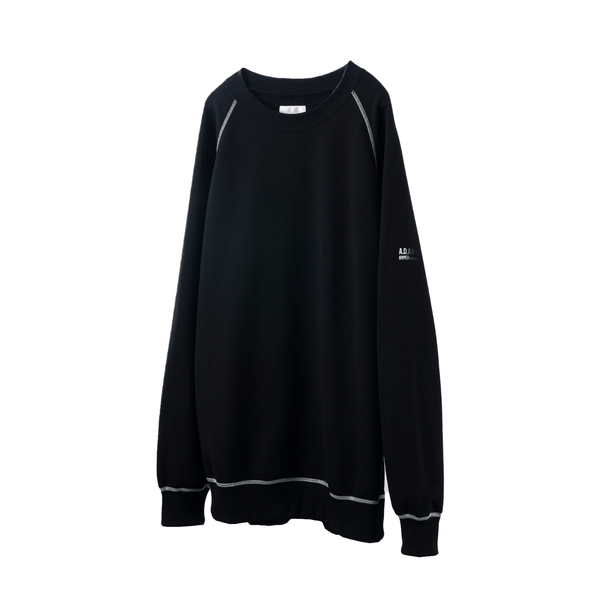 A.D.A.N / SWEAT CREW / BLACK