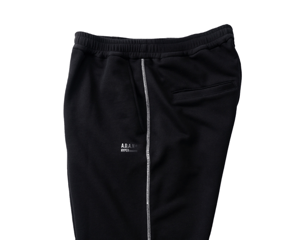 A.D.A.N / SWEAT PANTS / BLACK