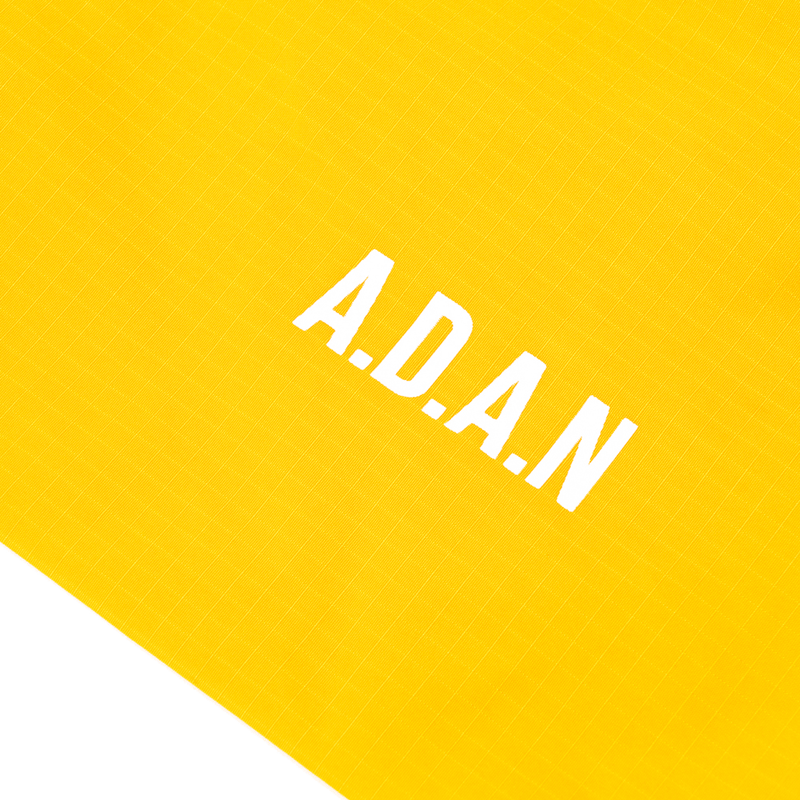 A.D.A.N / NYLON BAG / YELLOW