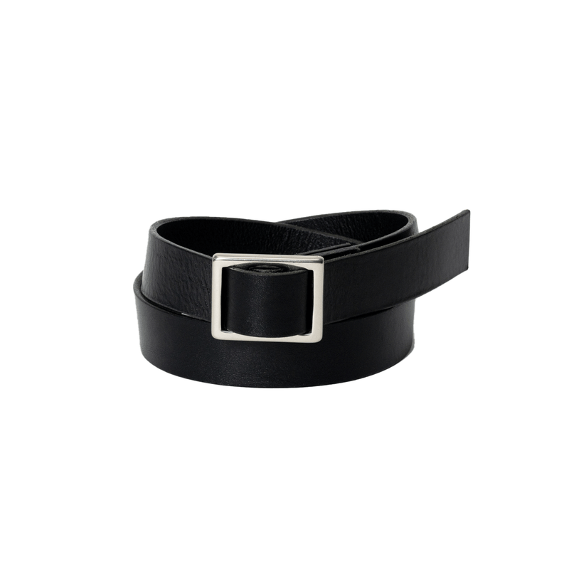 fit / NALLOW  BELT  / BLACK