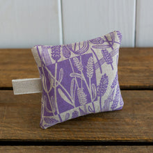 Load image into Gallery viewer, Set of two Lavender Bags with hanging loops