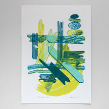 "Load image into Gallery viewer, ""Coastal Studies"" screen prints set"