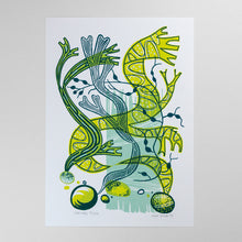 "Load image into Gallery viewer, April Sale 43. ""Coastal Studies"" screen prints set"