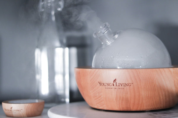 wooden aroma diffuser