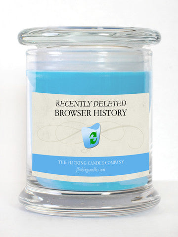 Recently Deleted Browser History