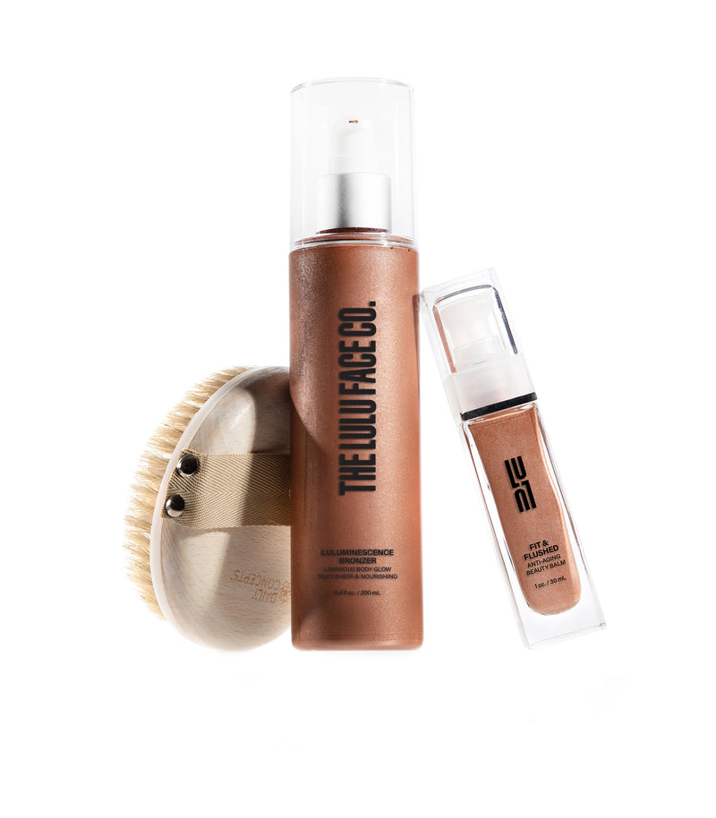Luluminescence Bronzer Kit