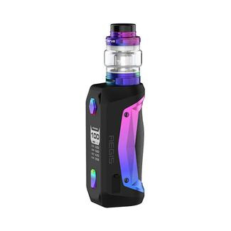 Aegis Solo Kit - Geek Vape | Red Blue