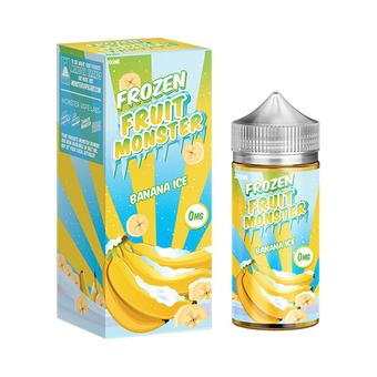 Banana Ice - Frozen Fruit Monster | E-Liquid Australia