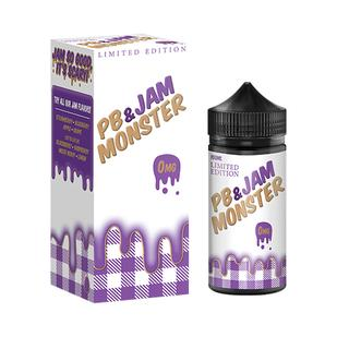 Grape - PB & Jam Monster | Limited Edition | E-Liquid Australia