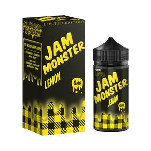 Lemon - Jam Monster | Limited Edition | E-Liquid Australia