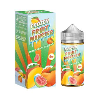 Mango Peach Guava Ice - Frozen Fruit Monster | E-Liquid Australia