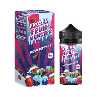 Mixed Berry Ice - Frozen Fruit Monster | E-Liquid Australia
