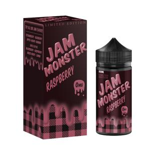 Raspberry - Jam Monster | Limited Edition | E-Liquid Australia
