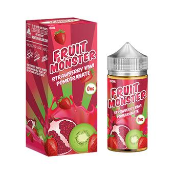Strawberry Kiwi Pomegranate - Fruit Monster | E-Liquid Australia