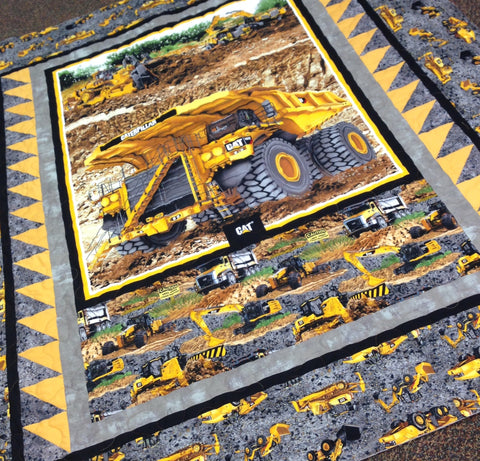 CATerpillar TWIN Quilt KIT
