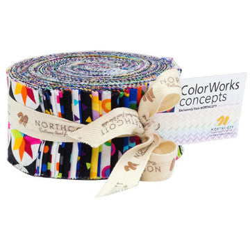 ColorWorks Concepts 2 1/2 Strips