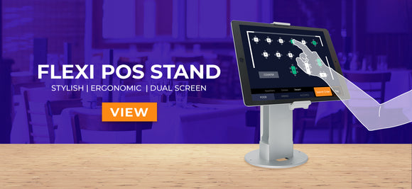 Bargain POS | Flexi POS/Tablet Stand for Retail/Restaurant/Hospitality