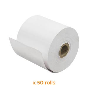 Thermal Paper | 57x57 mm (50 Rolls) - Bargain POS