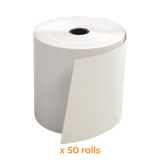 Thermal Paper 80x80 mm (50 Rolls) - Bargain POSThermal Paper Roll | 80x80 mm (50 Rolls) - Bargain POS