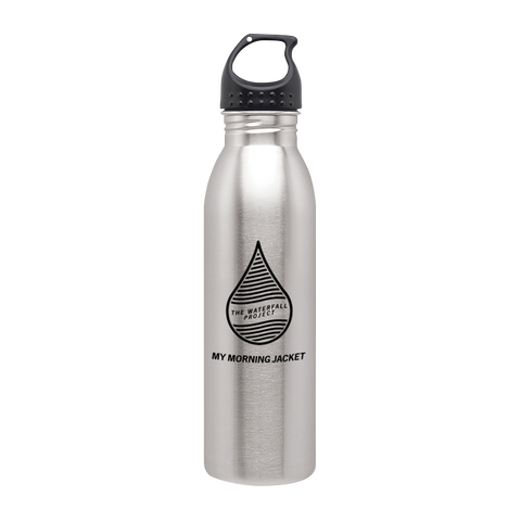 The Waterfall Project Water Bottle