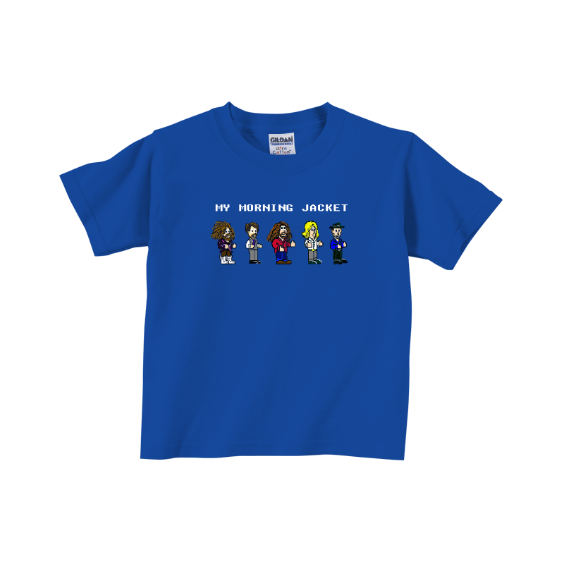 8-Bit Toddler Tee - My Morning Jacket