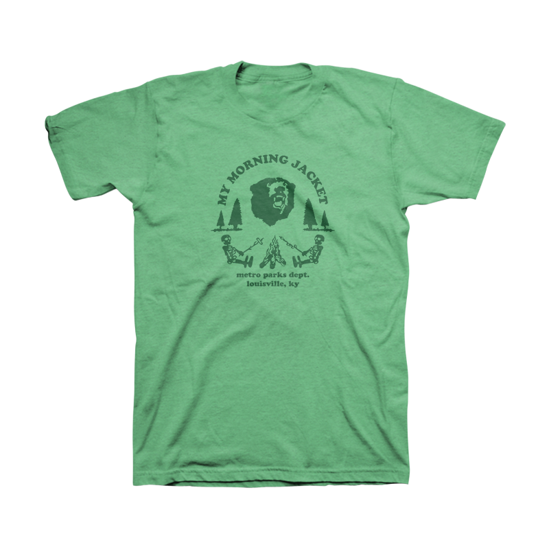 Metro Parks Tee - My Morning Jacket