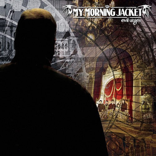 Evil Urges CD - My Morning Jacket