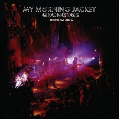 Okonokos Double CD - My Morning Jacket