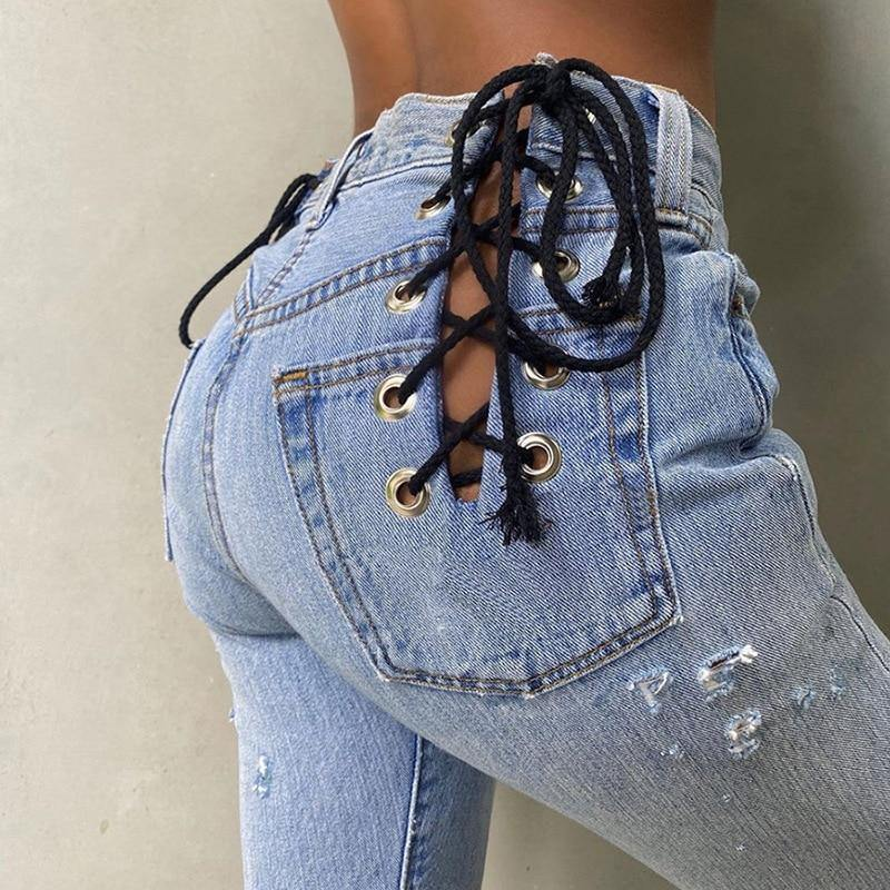 Fashioned Sexy Jeans For Women - Ternzo