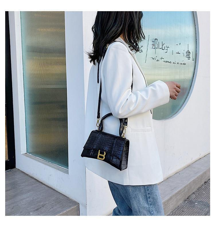 Designered Luxury Soft Top-Handle bag for women - Ternzo