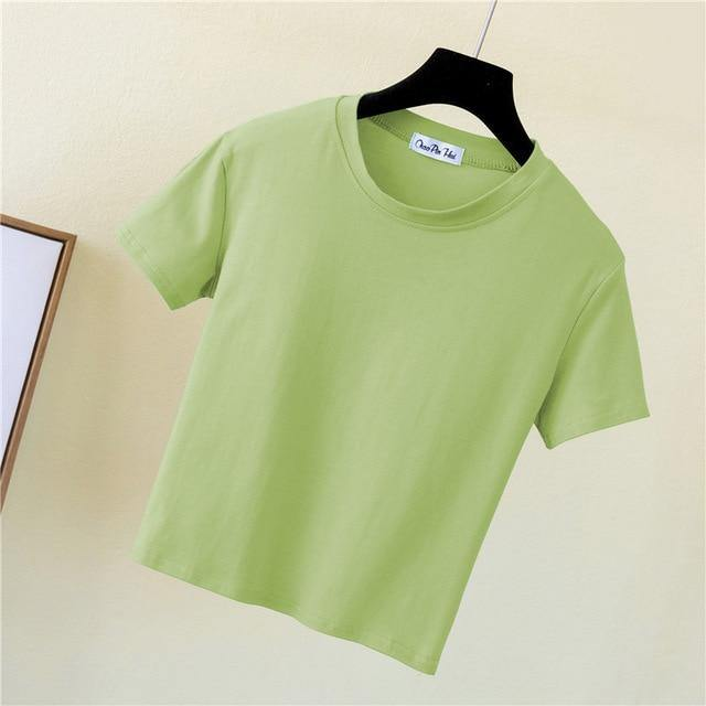 Simple Casual Top for women - Strikemall
