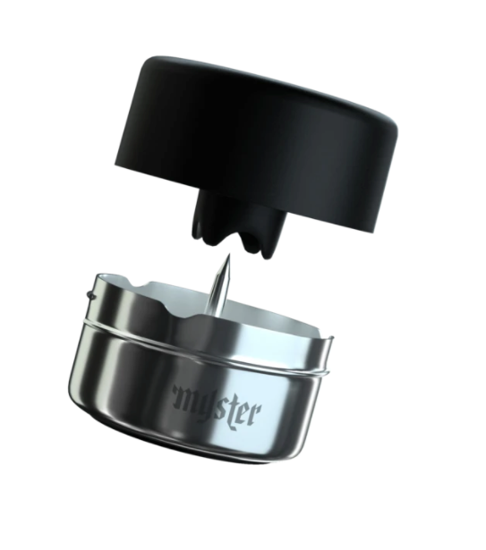 Myster Mini Magnetic Ashtray - TheSmokeyMcPotz Collection