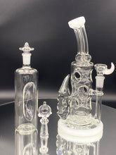 Load image into Gallery viewer, Davin Titland Color Accented Custom Doughnut Rig - TheSmokeyMcPotz Collection
