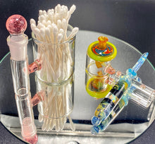 Load image into Gallery viewer, Solid State Concepts Pink Dab Set - TheSmokeyMcPotz Collection