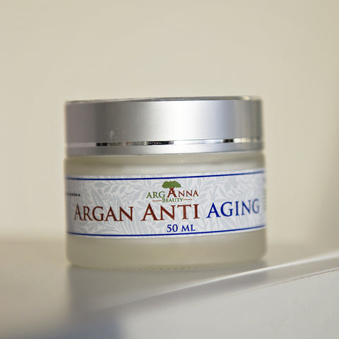 Argan Anti Aging Cream, Anti Wrinkle Cream
