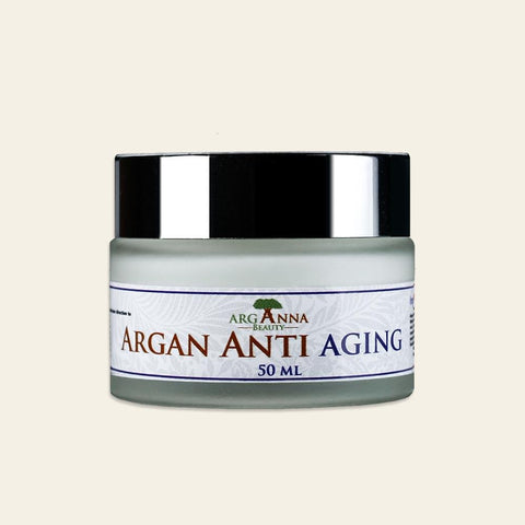 Argan Anti Aging Cream, Anti Wrinkle Cream - Arganna Beauty