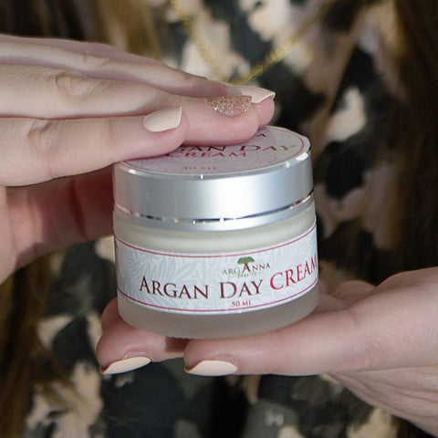 Argan Day Cream - Arganna Beauty