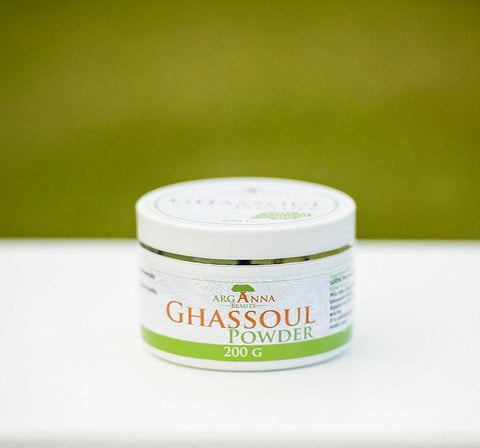 Ghassoul Powder - Arganna Beauty