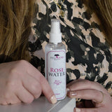 Rose Water, Pure Natural Rose Water - Arganna Beauty