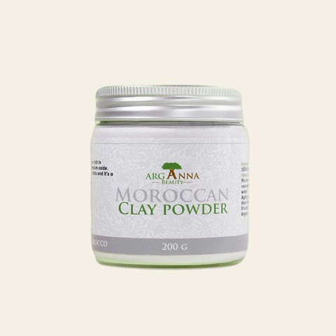 White Clay Powder - Arganna Beauty