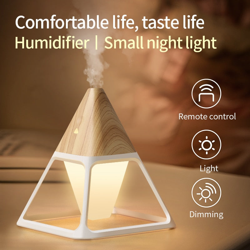 Portable Air Humidifier night light